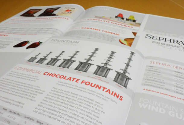 mini chocolate fountain instructions