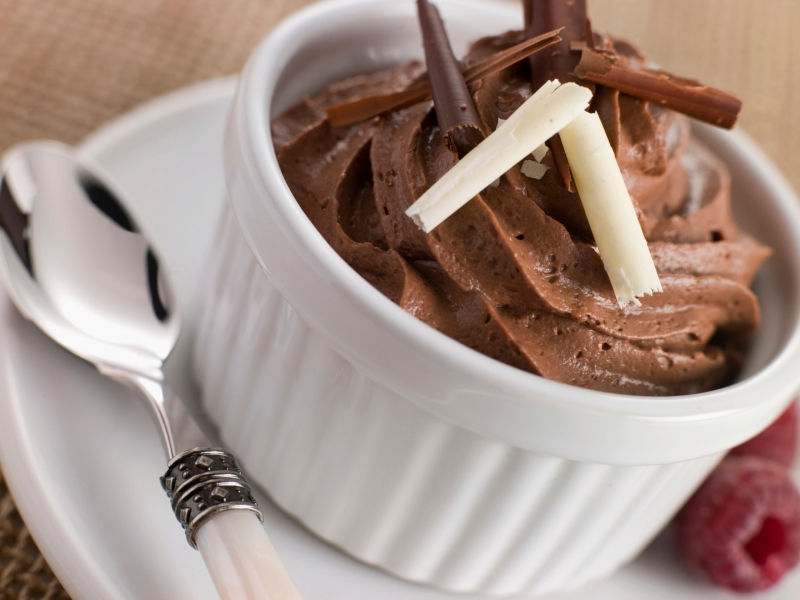 Sephra Chocolate Mousse Recipe