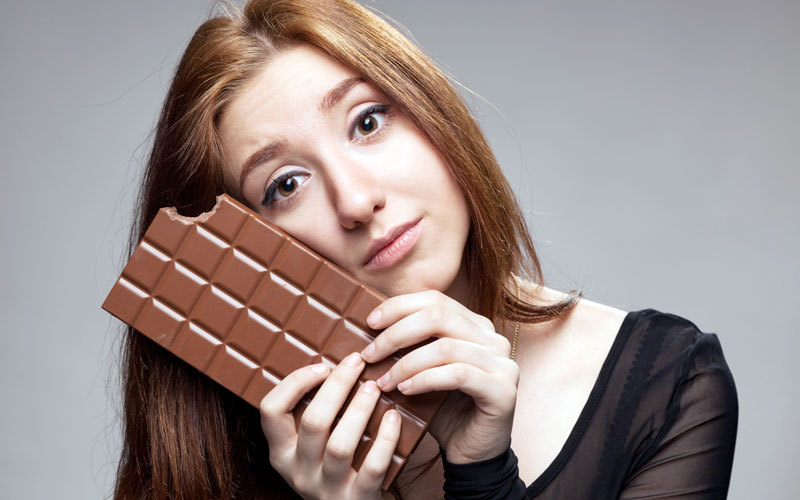 Scientists prove chocolate 'better than being in love'